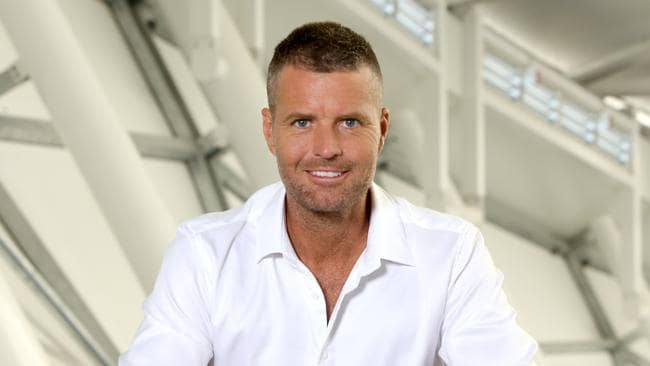 Pete Evans was once an ambassador for Sumo Salad. Picture: AAP Image/Steve Pohlner