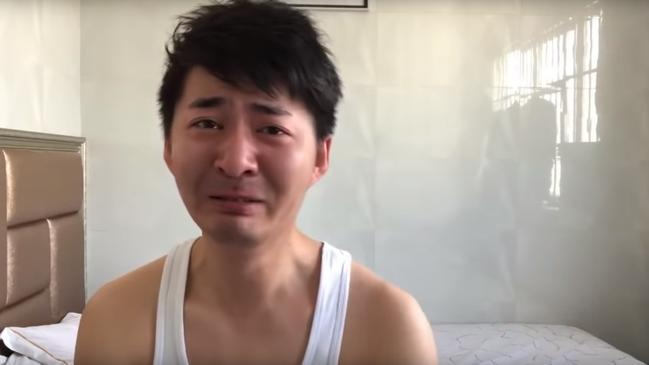 He is being investigated by Chinese authorities. Picture: YouTube