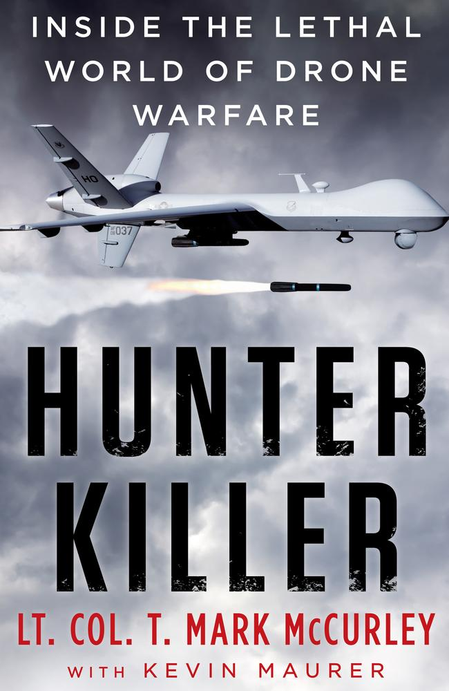 Hunter Killer: Inside the lethal world of drone warfare, is available now.