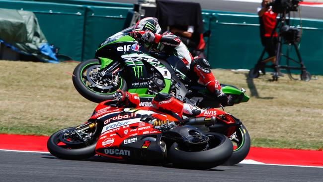 Misano World Superbikes round. Pic: WorldSBK.com