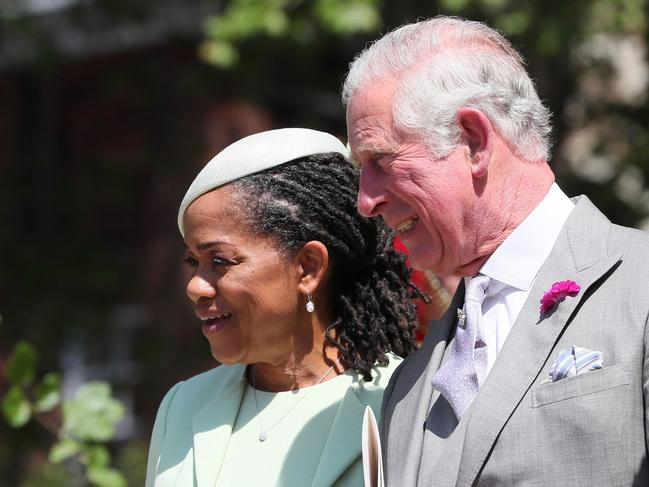 Meghan Markle's mother Doria Ragland was the only member of here family to attend her wedding, where Prince Charles walked her down the aisle.