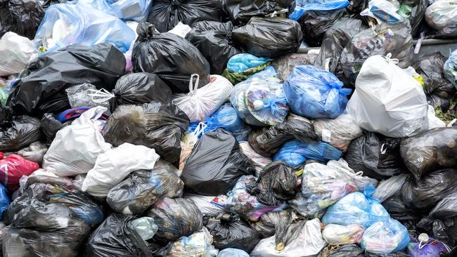 Now reusable bags will fill up landfill sites. Picture: iStock