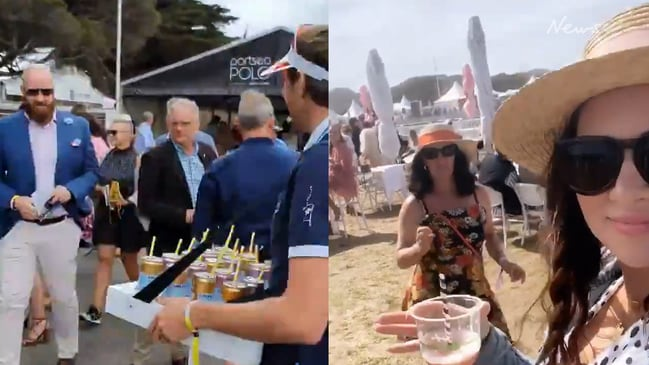 Crowds flock to Portsea Polo