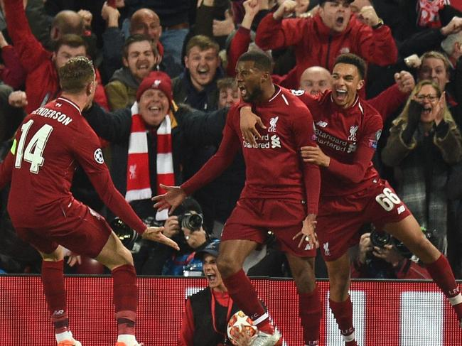 Liverpool pulled off a miracle.