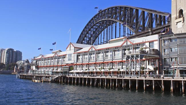 Sebel Pier One Hotel At Sydney Harbour