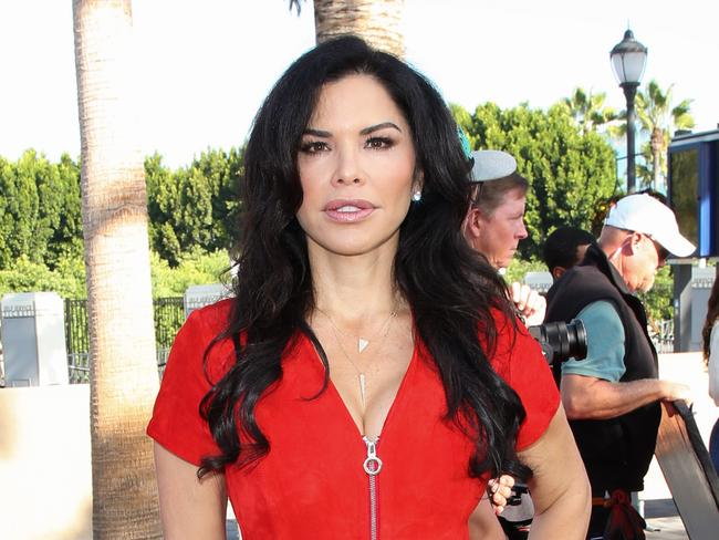 Lauren Sanchez, new partner of Jeff Bezos, in 2018. Picture: Getty Images
