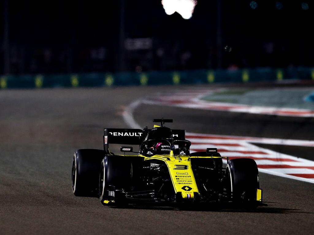 Ricciardo is already looking ahead to 2020.