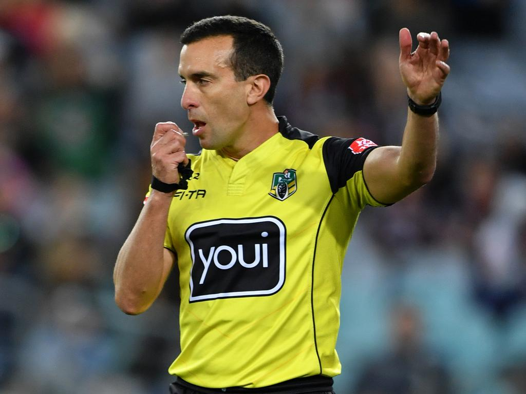 Matt Cecchin was controversially overlooked for the big games this year.
