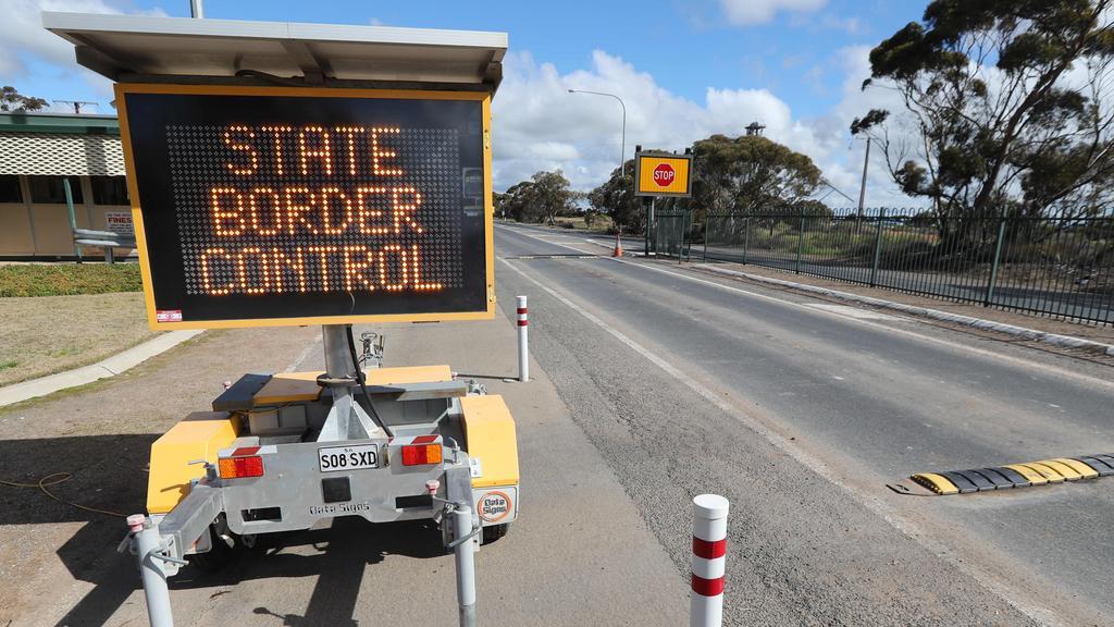 NSW, Victoria border restrictions between communities will ...