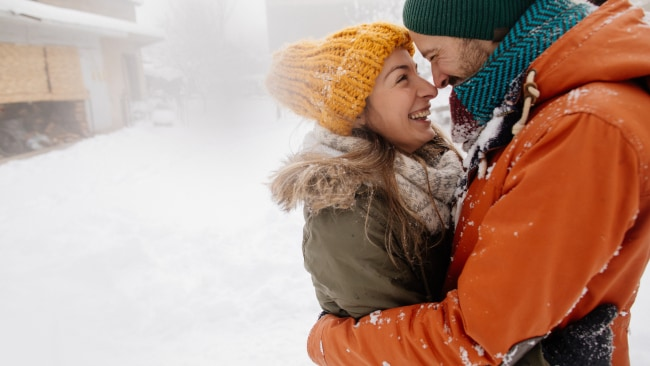 Find someone who loves the snow as much as you do. Souce: iStock
