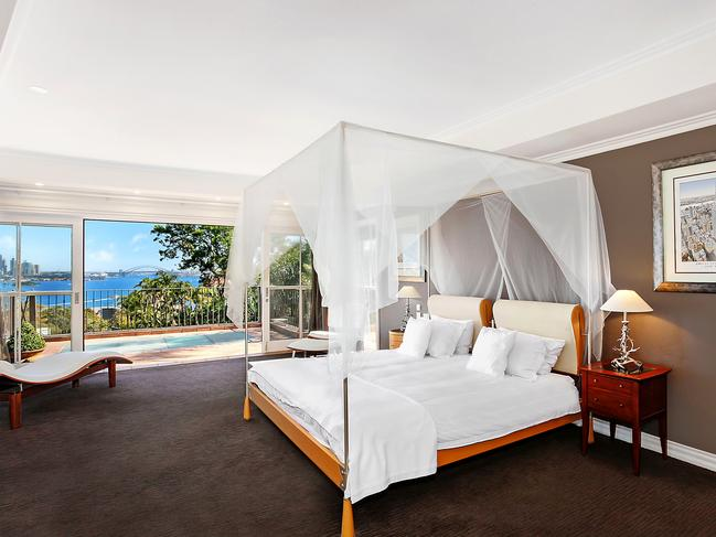 Wake up to the amazing view every morning at 10A Dalley Rd, Vaucluse.