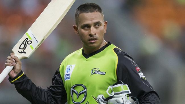 Usman Khawaja. (AAP Image/Craig Golding) NO ARCHIVING, EDITORIAL USE ONLY