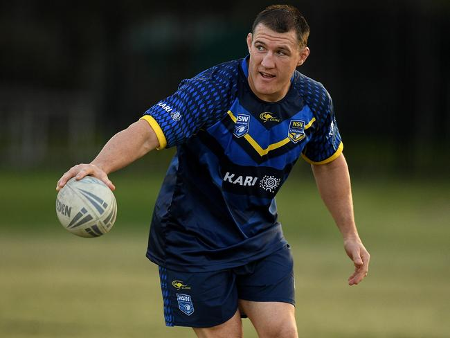 Paul Gallen will captain City Origin, but doesn't expect a NSW call-up