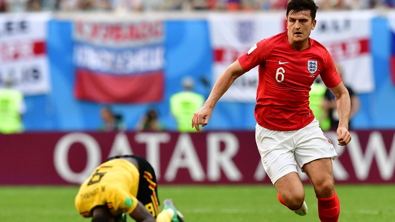Leicester hope to keep Harry Maguire.