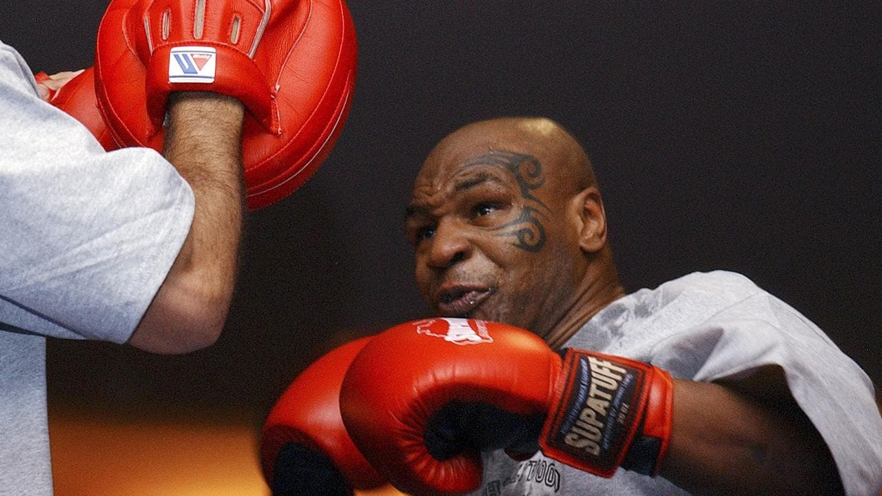 Dana White is begging Mike Tyson not to make a comeback.