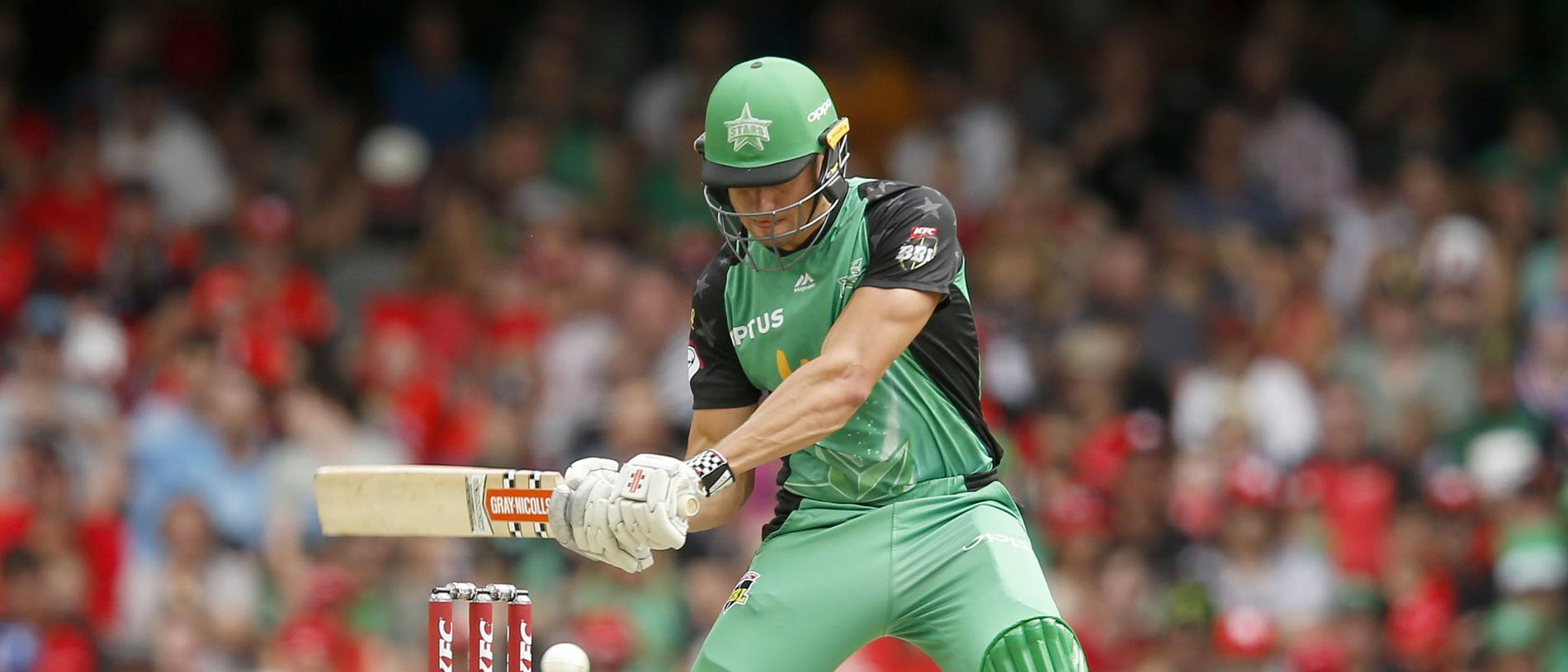 BBL - Final: Melbourne Renegades v Melbourne Stars