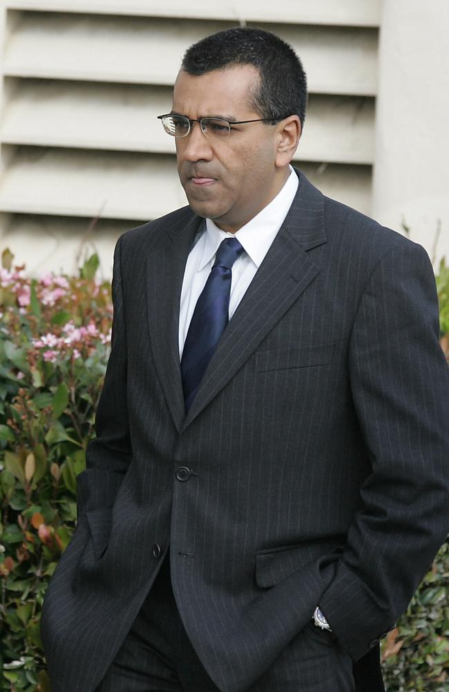 Martin Bashir in 2005. Picture: Robyn Beck/AFP