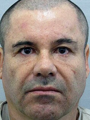 Joaquin 'El Chapo' Guzman. Picture: Supplied