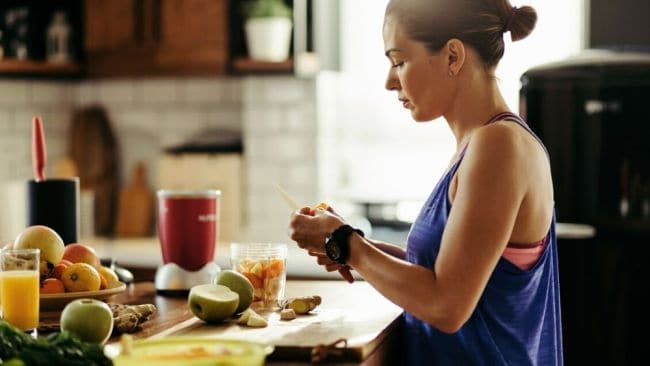 This dietitian is in favour of the keto 2.0 diet. Image: iStock.
