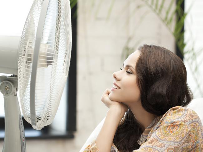 Slash costs ... Costing just 2c an hour to run, a fan should be your first choice for staying cool.