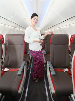 While its prices are low, Malindo is a full-service carrier.