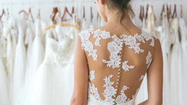 The self-confessed low-key bride said she was in shock over her relative's move. Picture: iStock.