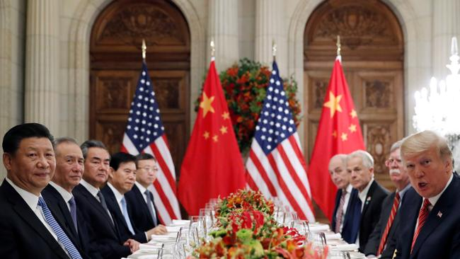 China and the United States have struck a trade deal worth $200 billion.