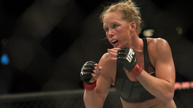 Holly Holm will be waiting for Megan Anderson in June.