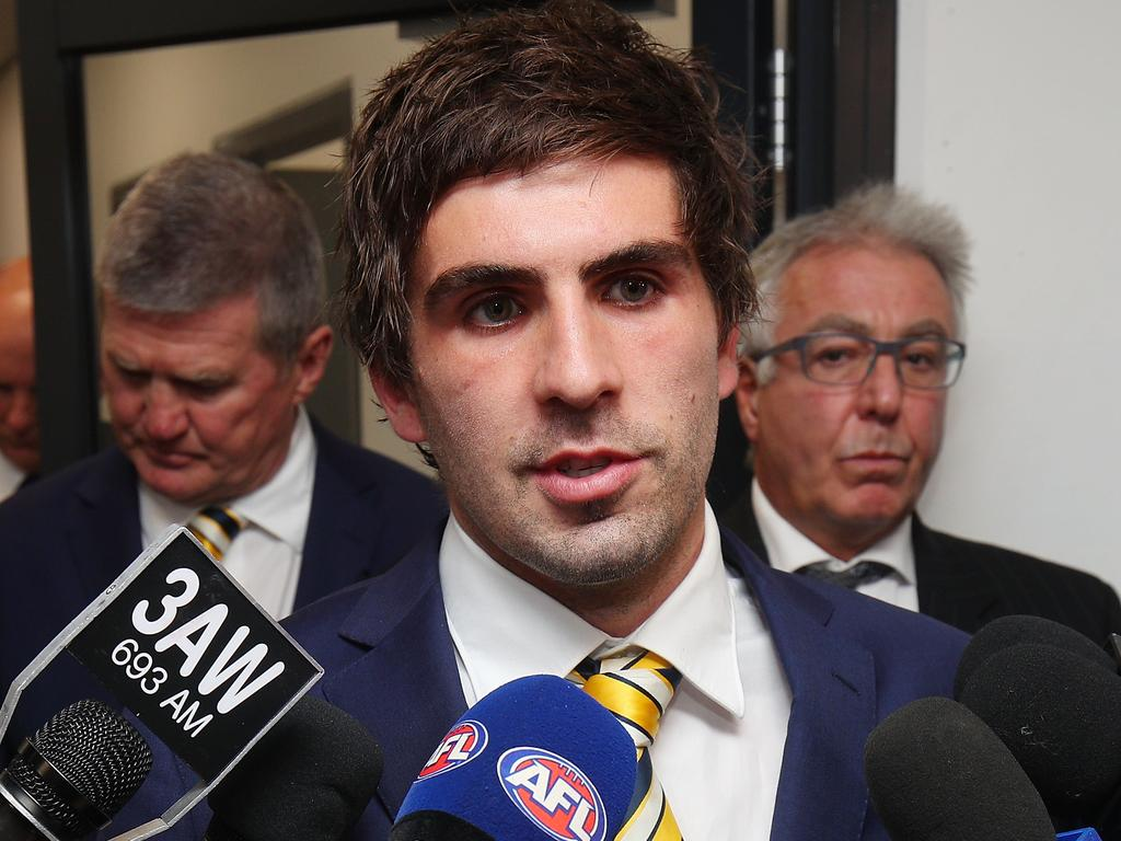 AFL Tribunal Hearing