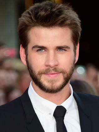 Actor Liam Hemsworth. Picture: Getty