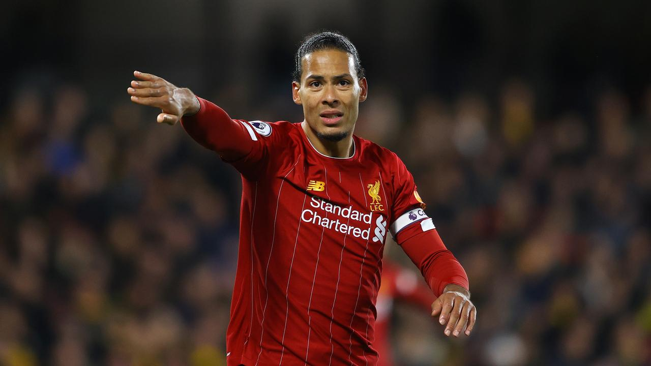 Virgil van Dijk has been blessed with a relatively injury-free career, and his pace is still at an elite level.