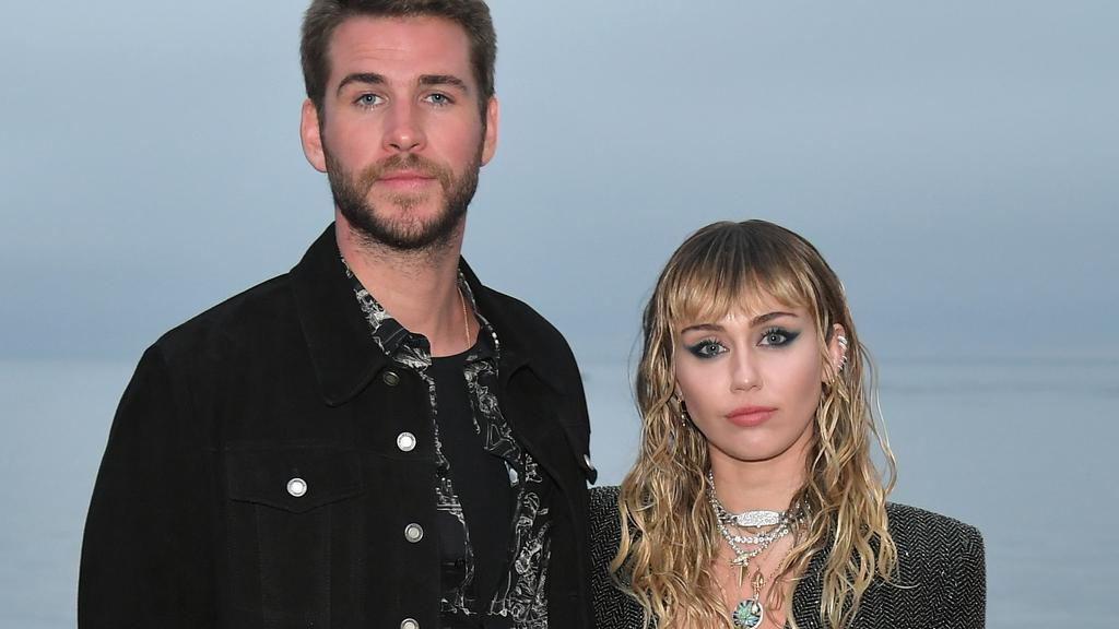 Liam Hemsworth and Miley Cyrus split up in 2019 after a decade-long relationship. Picture: Neilson Barnard/Getty Images
