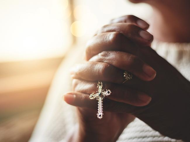 Laura was told to pray for forgiveness for her husband. Picture: iStock