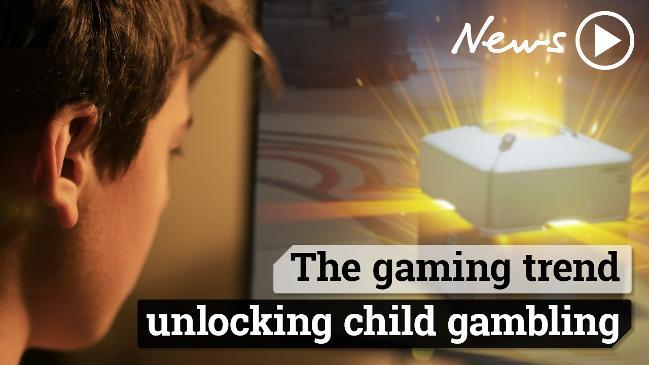 The gaming trend unlocking child gambling