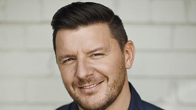 "Best job ... TV chef Manu Feildel says he's ""the luckiest man on the planet""."