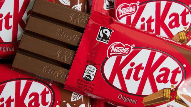 Kitkat Cadbury Wins Battle Against Nestle Over Shape Of