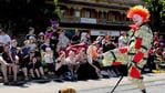 2018 Credit Union Christmas Pageant. Photo AAP Image/Dean Martin.