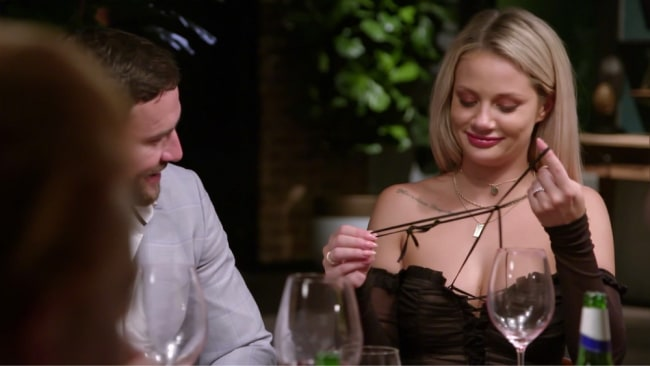 Just undo your top and... Photo: 'Married At First Sight'
