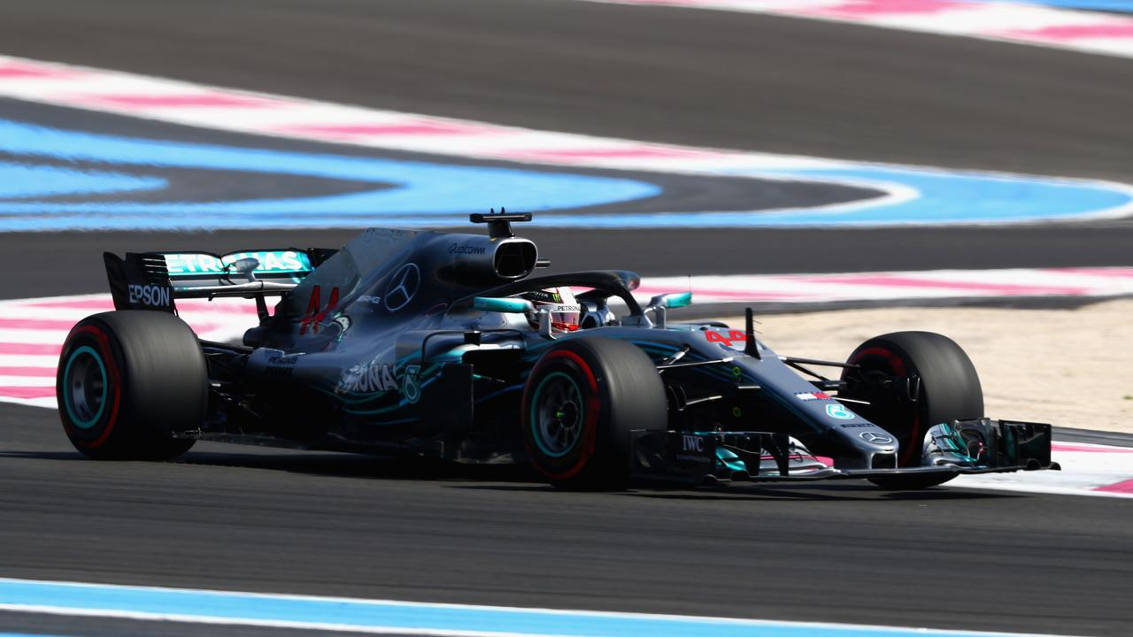 F1 France: Results, Live Qualifying at Paul Ricard, Daniel