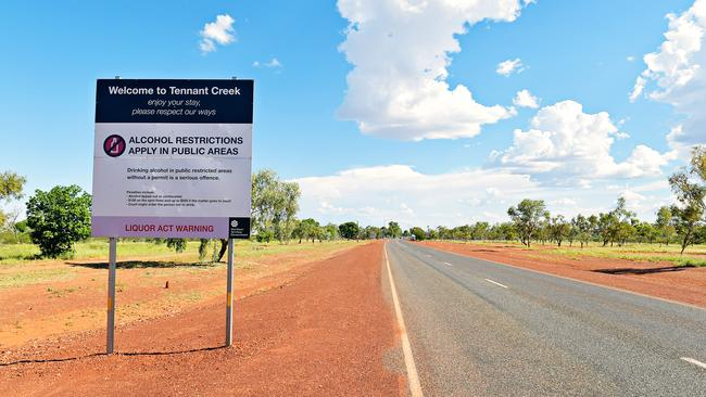 Welcome to Tennant Creek, where a two-year-old girl was raped, allegedly by a male relative.