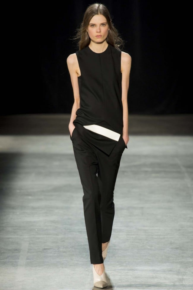 Narciso Rodriguez Ready-to-Wear A/W 2013 Runway