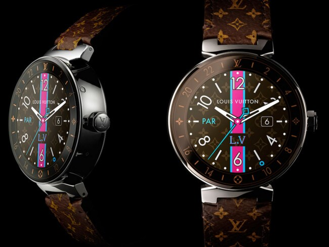 edae65cc939a Louis Vuitton Launch First Tambour Horizon Smartwatch - GQ
