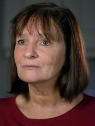 """Catherine Greene talks about her """"happy little boy"""". Picture: RTE One"""