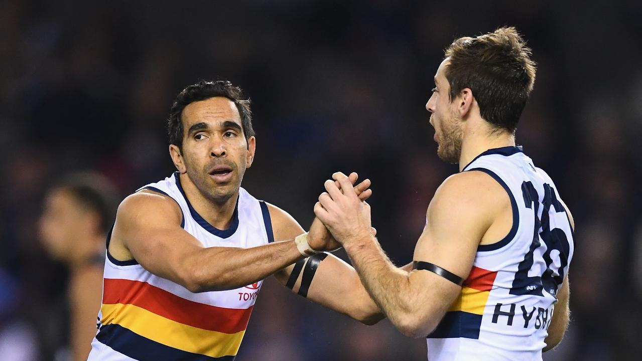 Eddie Betts booted 37 goals in 2019. Photo: Quinn Rooney/Getty Images.