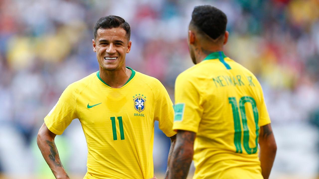 Coutinho could be the one who gets Neymar back to Barcelona.