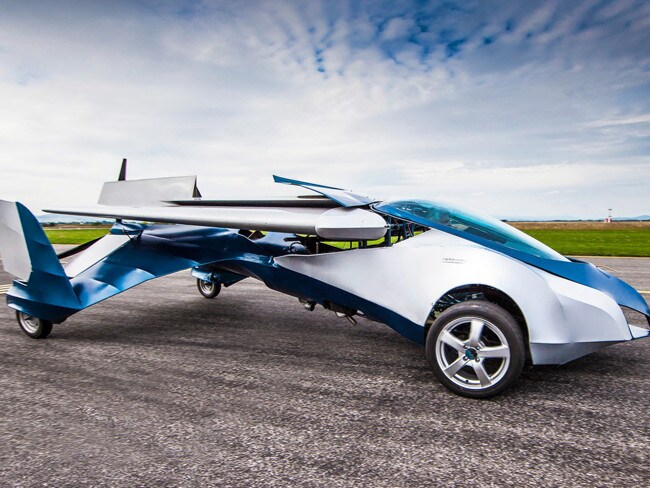 This Is What Flying Cars Of The Future Will Look Like Gq