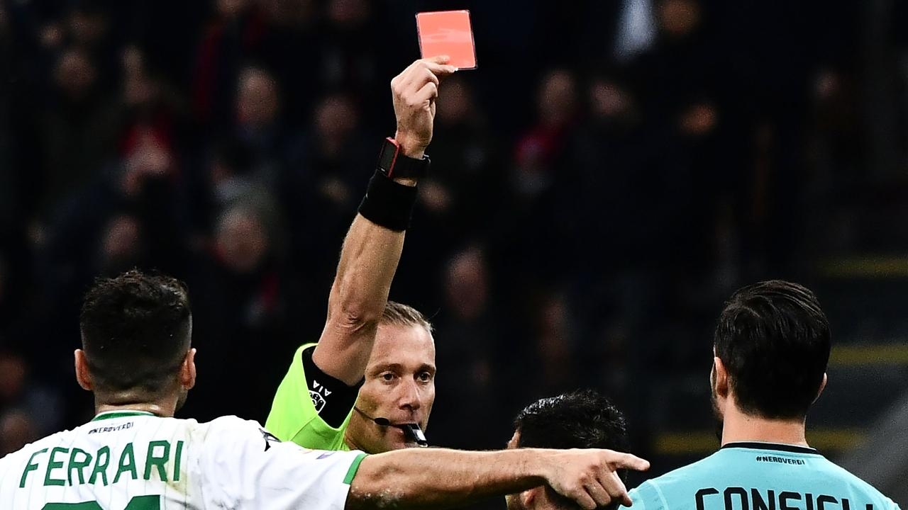 Referee abuse is a worldwide issue, writes Simon Hill.