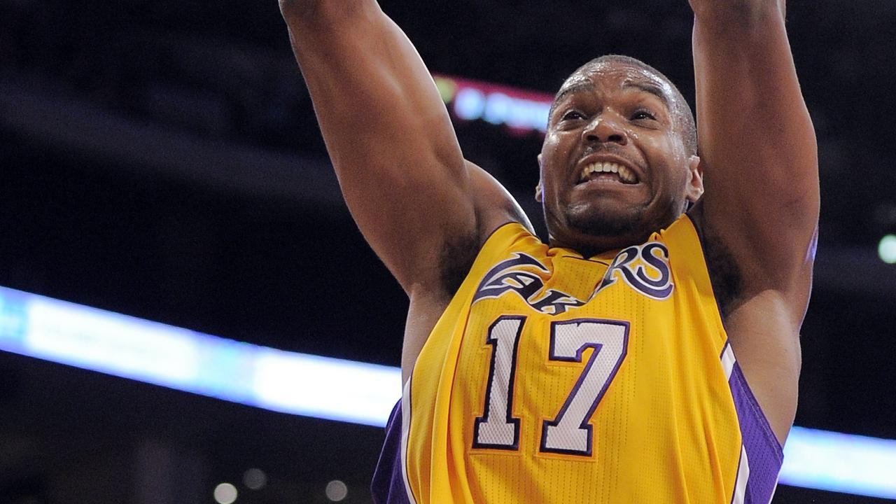 Former Los Angeles Lakers centre Andrew Bynum is eyeing an NBA comeback.