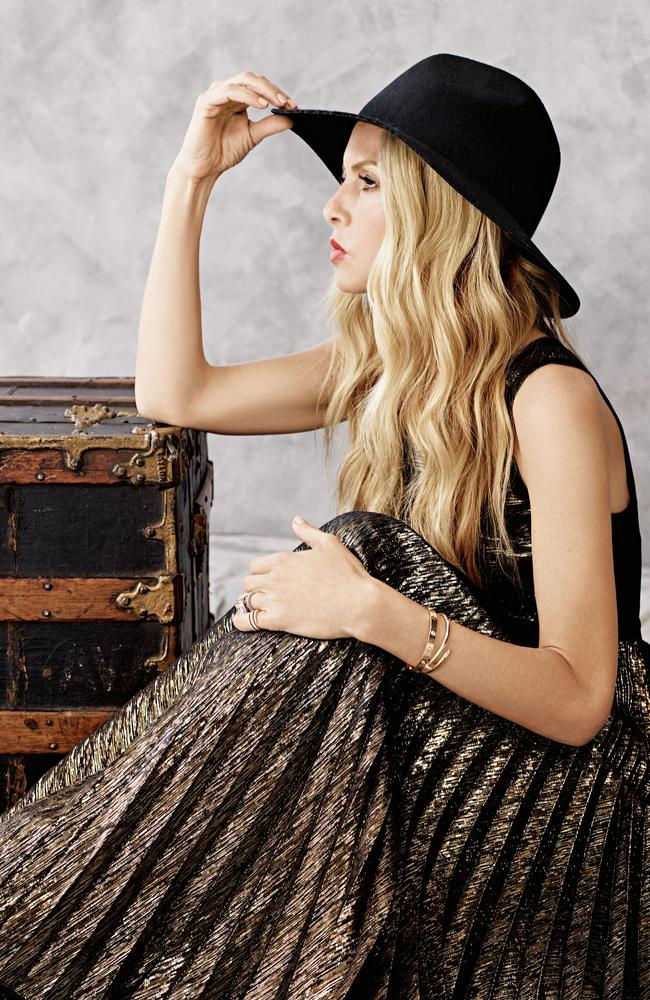 Boho styling is what we know and love Zoe for.
