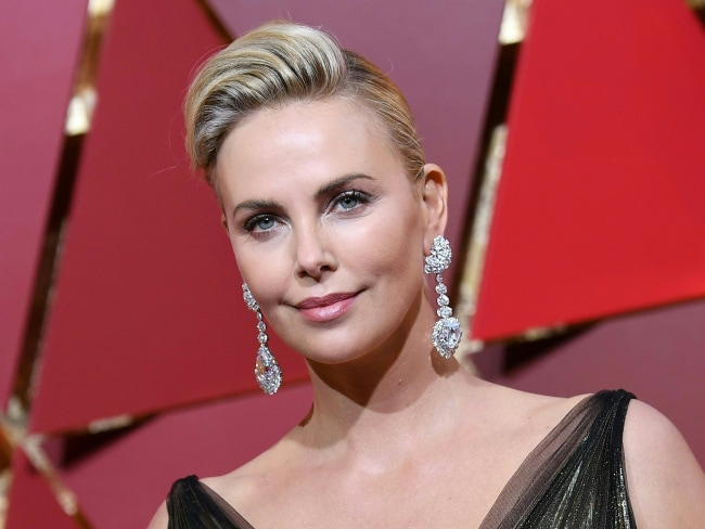 Charlize Theron has not yet commented on these claims. Photo: AFP PHOTO/ANGELA WEISS.